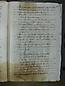 Visita Pastoral 1726, folio 38r