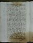 Visita Pastoral 1726, folio 38vto