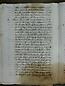 Visita Pastoral 1726, folio 39vto