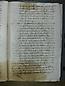 Visita Pastoral 1726, folio 40r