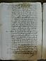 Visita Pastoral 1726, folio 40vto