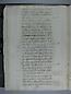 Visita Pastoral 1731, folio 18vto