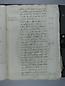 Visita Pastoral 1731, folio 23r