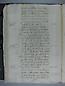 Visita Pastoral 1731, folio 31vto