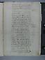 Visita Pastoral 1731, folio 61r