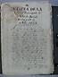 Visita Pastoral 1739, folio 01r
