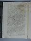 Visita Pastoral 1739, folio 03vto