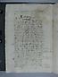 Visita Pastoral 1739, folio 05vto
