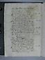 Visita Pastoral 1739, folio 07vto