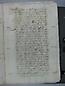 Visita Pastoral 1739, folio 15r