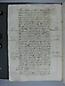 Visita Pastoral 1739, folio 15vto