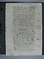 Visita Pastoral 1739, folio 17vto