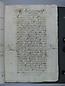 Visita Pastoral 1739, folio 22r