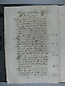 Visita Pastoral 1739, folio 22vto