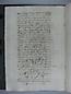 Visita Pastoral 1739, folio 25vto
