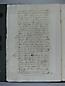 Visita Pastoral 1739, folio 31vto