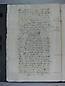 Visita Pastoral 1739, folio 33vto