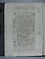 Visita Pastoral 1739, folio 38vto