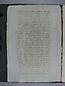 Visita Pastoral 1739, folio 40vto