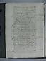 Visita Pastoral 1739, folio 58vto