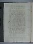 Visita Pastoral 1739, folio 61vto