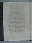 Visita Pastoral 1739, folio 71vto