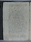 Visita Pastoral 1739, folio 82vto