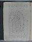 Visita Pastoral 1739, folio 85vto