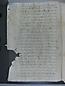 Visita Pastoral 1758, folio 001vto