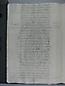 Visita Pastoral 1758, folio 015vto