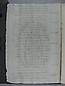 Visita Pastoral 1758, folio 021vto