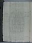 Visita Pastoral 1758, folio 023vto
