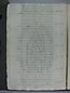 Visita Pastoral 1758, folio 029vto
