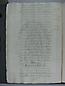 Visita Pastoral 1758, folio 031vto
