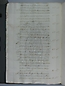 Visita Pastoral 1758, folio 035vto