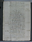 Visita Pastoral 1758, folio 040vto