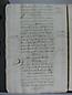 Visita Pastoral 1758, folio 050vto