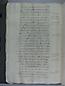 Visita Pastoral 1758, folio 055vto