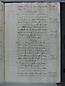 Visita Pastoral 1758, folio 062r