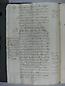 Visita Pastoral 1758, folio 062vto