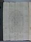 Visita Pastoral 1758, folio 080vto