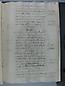 Visita Pastoral 1758, folio 085r