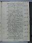 Visita Pastoral 1758, folio 099r