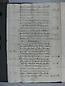 Visita Pastoral 1758, folio 099vto