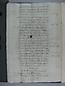 Visita Pastoral 1758, folio 100vto