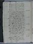 Visita Pastoral 1758, folio 102vto
