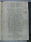 Visita Pastoral 1758, folio 105r
