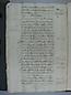 Visita Pastoral 1758, folio 105vto