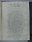Visita Pastoral 1758, folio 106r