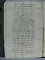Visita Pastoral 1758, folio 106vto